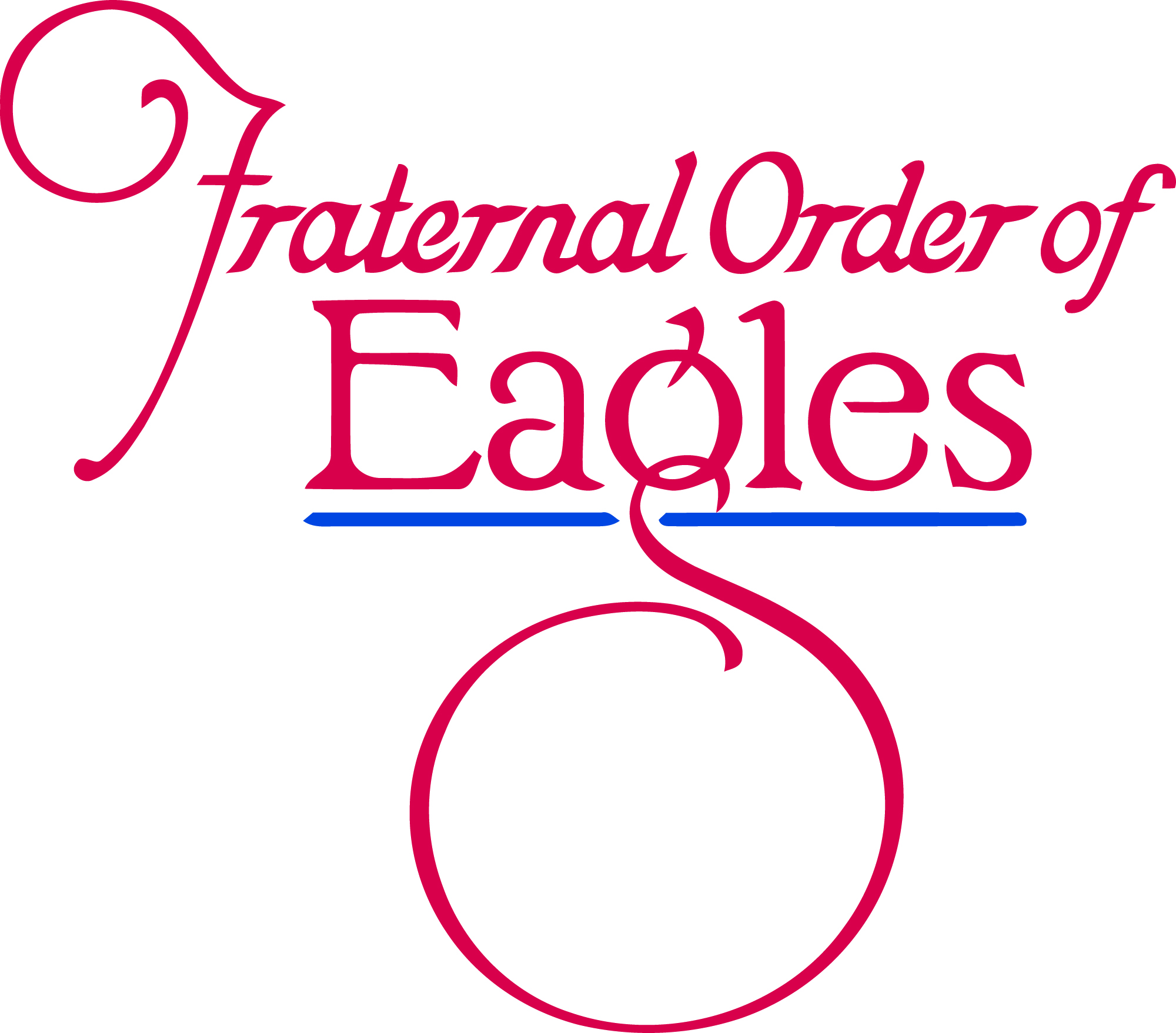 Fraternal Order of Eagles logo.